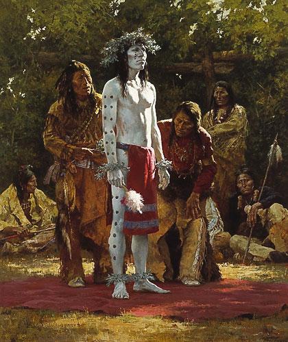 research paper on native american ritual dances