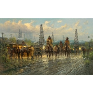 Roughneck Country by G. Harvey