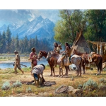 Snake River Culture by Martin Grelle