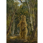The Golden Bear by Robert Bissell