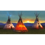 Blackfeet Country by R. Tom Gilleon