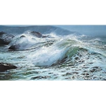 Big Sur by Peter Ellenshaw