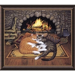 All Burned Out by Charles Wysocki