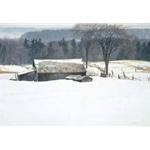 Along Walker's Line by Robert Bateman