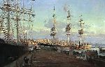 Allerton On the East River by Christopher Blossom