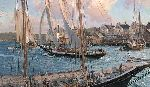 Arthur James Heading Out by Christopher Blossom