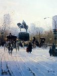 Avenue of the Americas (New York) by G. Harvey