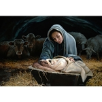 Young Messiah by Liz Lemon Swindle