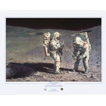 Moonrock-Earthbound by Alan Bean