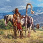 Second to the Pipe Carrier by Martin Grelle