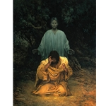 Gethsemane by artist James Christensen