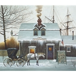 Belly Warmers by Charles Wysocki