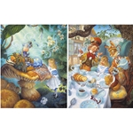 The Alice in Wonderland Suite by Scott Gustafson