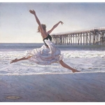 To Dance Before the Sea and Sky by Steve Hanks