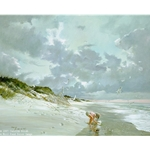 The Conch Shell by Carolyn Blish