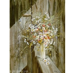 Love Flowers by Carolyn Blish