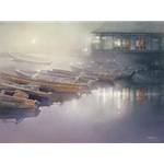 Mystical Boats by Nita Engle