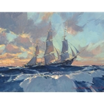 Hard On the Wind by Christopher Blossom