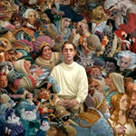 The Listener by artist James Christensen