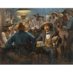 Wild Bill's Last Deal - Bill Hickok by Andy Thomas