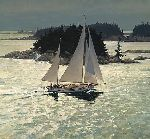 Silhouette by Christopher Blossom