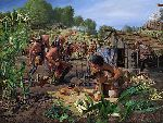 August 8 1780: Engaging the Shawnee Village by John Buxton