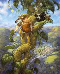 Jack and the Beanstalk by Scott Gustafson
