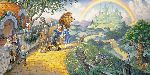 The Wizard of Oz by fantasy artist Scott Gustafson