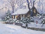 Cape Cod Christmas by Paul Landry
