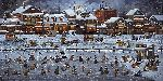 Bostonians and Beans by Charles Wysocki