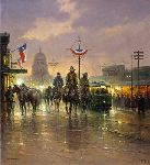 Texas Independence (Austin) by G. Harvey