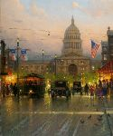 Lone Star State (Austin) by G. Harvey
