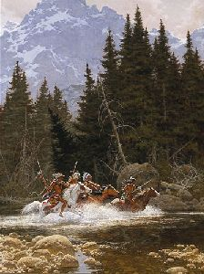 The Crossing by Frank McCarthy